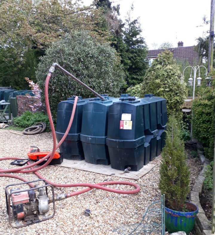 Oil Tank Renewal image
